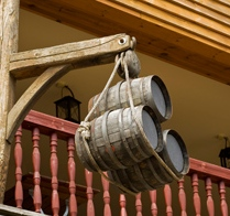 Elevated Casks